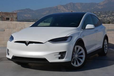 2020 Tesla Model X for sale at Milpas Motors in Santa Barbara CA