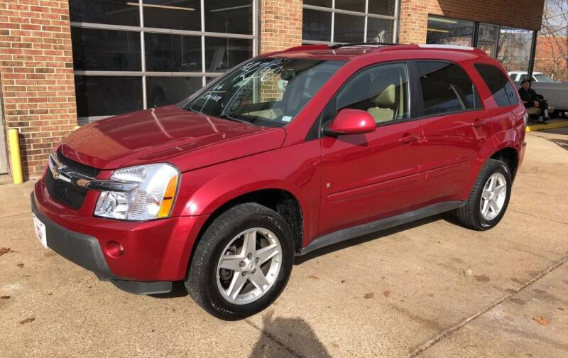 2006 Chevrolet Equinox for sale at County Seat Motors East in Union MO