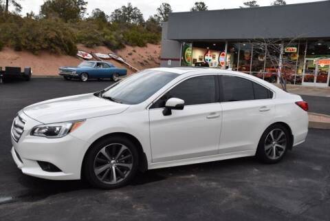 2017 Subaru Legacy for sale at Choice Auto & Truck Sales in Payson AZ