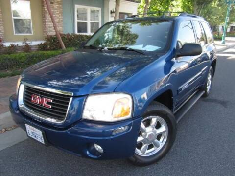 2005 GMC Envoy for sale at PREFERRED MOTOR CARS in Covina CA