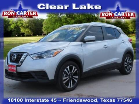 2020 Nissan Kicks for sale at Ron Carter  Clear Lake Used Cars in Houston TX