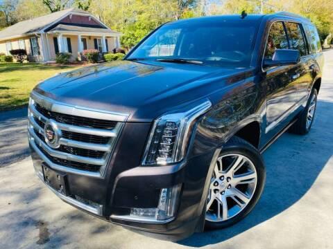 2015 Cadillac Escalade for sale at E-Z Auto Finance in Marietta GA