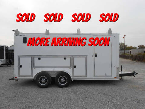 2021 Impact Freelancer 7x16 (***SOLD***) for sale at Jerry Moody Auto Mart - Trailers in Jeffersontown KY