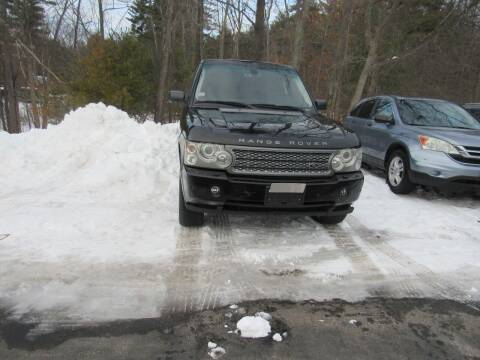 2007 Land Rover Range Rover for sale at Heritage Truck and Auto Inc. in Londonderry NH