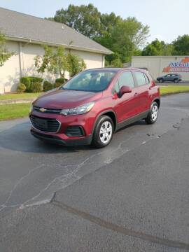 2017 Chevrolet Trax for sale at McCully's Automotive - Trucks & SUV's in Benton KY
