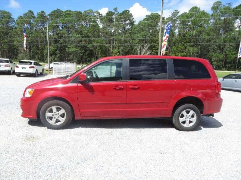 2013 Dodge Grand Caravan for sale at Ward's Motorsports in Pensacola FL