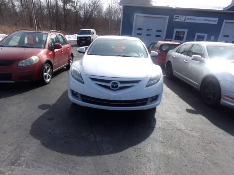 2012 Mazda MAZDA6 for sale at Pool Auto Sales Inc in Spencerport NY