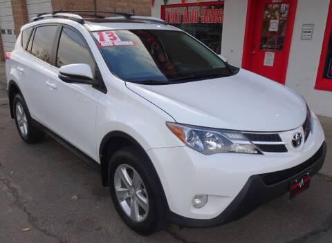 2013 Toyota RAV4 for sale at VISTA AUTO SALES in Longmont CO