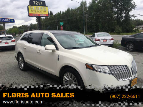 2012 Lincoln MKT for sale at FLORIS AUTO SALES in Anchorage AK