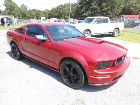 2007 Ford Mustang for sale at Jeff's Auto Wholesale in Summerville SC