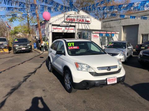 2007 Honda CR-V for sale at Riverside Wholesalers 2 in Paterson NJ
