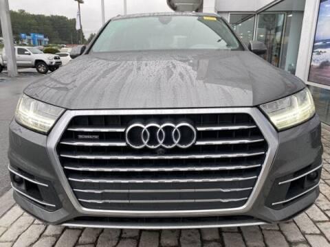 2017 Audi Q7 for sale at Southern Auto Solutions-Jim Ellis Volkswagen Atlan in Marietta GA