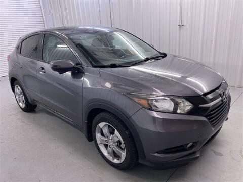 2017 Honda HR-V for sale at JOE BULLARD USED CARS in Mobile AL