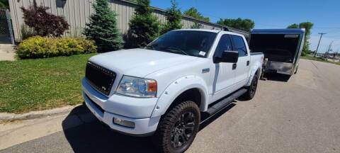 2004 Ford F-150 for sale at Steve's Auto Sales in Madison WI
