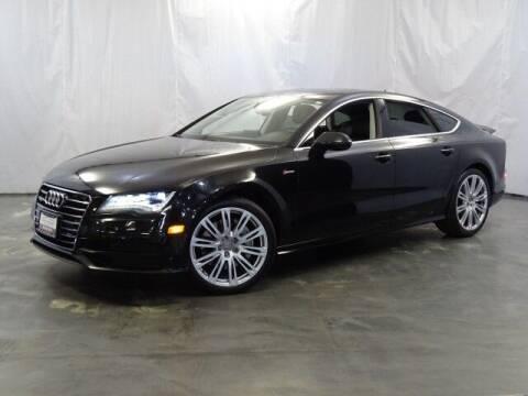 2013 Audi A7 for sale at United Auto Exchange in Addison IL