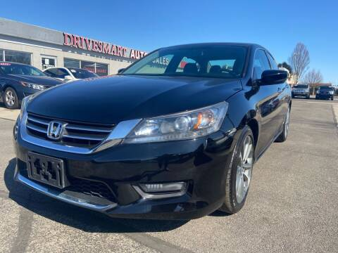 2014 Honda Accord for sale at DriveSmart Auto Sales in West Chester OH