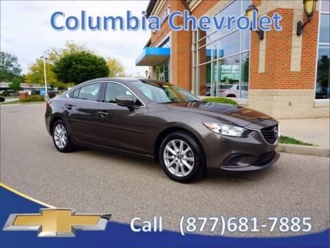 2017 Mazda MAZDA6 for sale at COLUMBIA CHEVROLET in Cincinnati OH