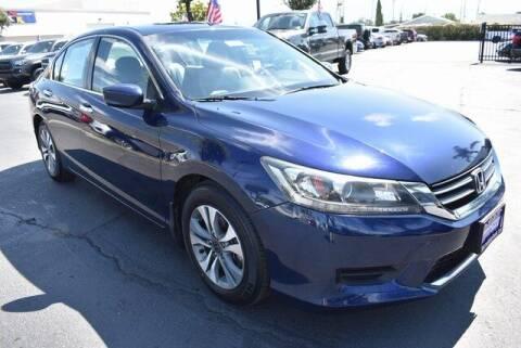2015 Honda Accord for sale at DIAMOND VALLEY HONDA in Hemet CA
