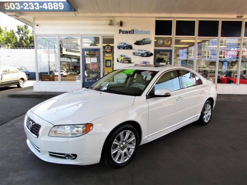 2010 Volvo S80 for sale at Powell Motors Inc in Portland OR