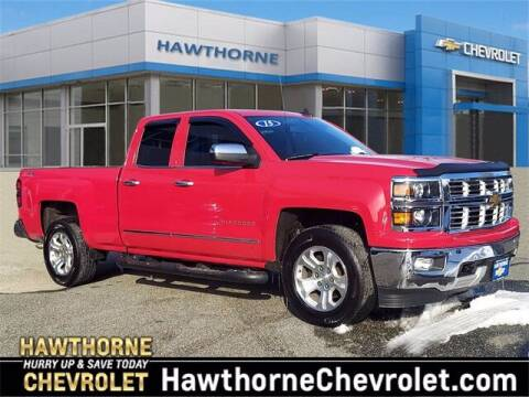 2015 Chevrolet Silverado 1500 for sale at Hawthorne Chevrolet in Hawthorne NJ