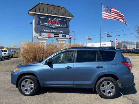 2010 Toyota RAV4 for sale at Rick's R & R Wholesale, LLC in Lancaster OH