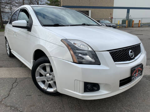 2011 Nissan Sentra for sale at JerseyMotorsInc.com in Teterboro NJ
