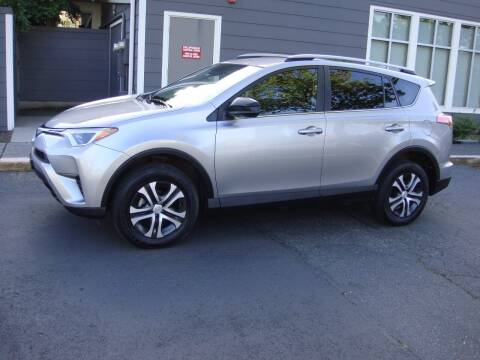 2018 Toyota RAV4 for sale at Western Auto Brokers in Lynnwood WA