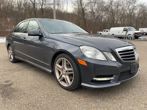 2013 Mercedes-Benz E-Class for sale at George Strus Motors Inc. in Newfoundland NJ