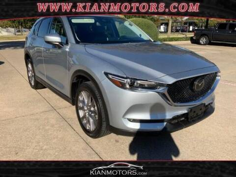 2019 Mazda CX-5 for sale at KIAN MOTORS INC in Plano TX