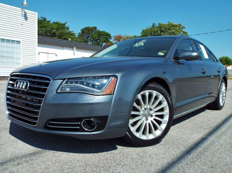 2014 Audi A8 for sale at USA 1 Autos in Smithfield VA