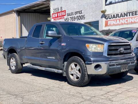 2010 Toyota Tundra for sale at Auto Source in Banning CA