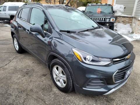 2017 Chevrolet Trax for sale at 1st Quality Auto in Milwaukee WI