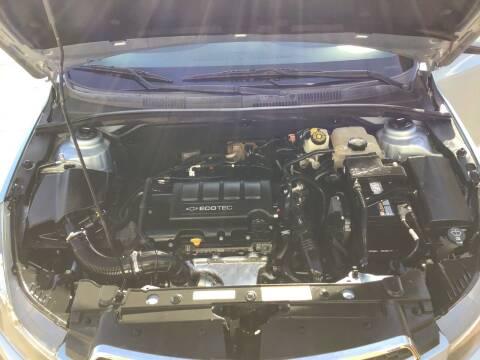 2011 Chevrolet Cruze for sale at 4 B CAR CORNER in Anadarko OK