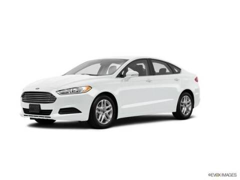 2015 Ford Fusion for sale at USA Auto Inc in Mesa AZ