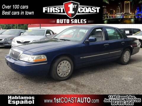 2004 Mercury Grand Marquis for sale at 1st Coast Auto -Cassat Avenue in Jacksonville FL