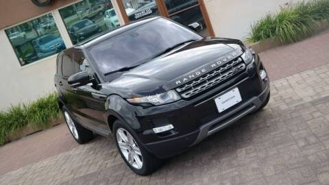 2013 Land Rover Range Rover Evoque for sale at Cars-KC LLC in Overland Park KS