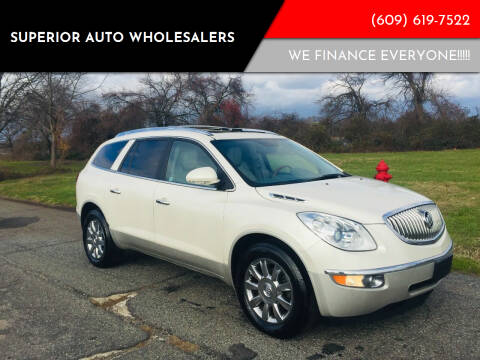 2011 Buick Enclave for sale at Superior Auto Wholesalers in Burlington City NJ