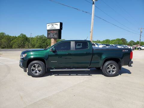 2015 Chevrolet Colorado for sale at Hills Auto Sales in Salem AR