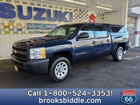 2008 Chevrolet Silverado 1500 for sale at BROOKS BIDDLE AUTOMOTIVE in Bothell WA