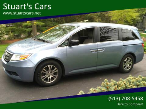 2013 Honda Odyssey for sale at Stuart's Cars in Cincinnati OH