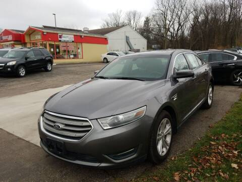 2013 Ford Taurus for sale at Quality Auto Today in Kalamazoo MI