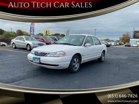 2000 Mercury Mystique for sale at Auto Tech Car Sales in Saint Paul MN