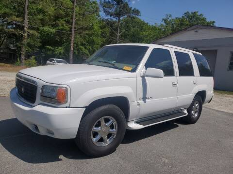 2000 Cadillac Escalade for sale at Tri State Auto Brokers LLC in Fuquay Varina NC