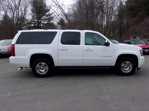 2012 Chevrolet Suburban for sale at Mark's Discount Truck & Auto Sales in Londonderry NH