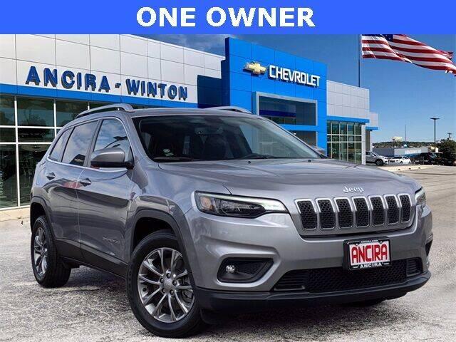 2019 Jeep Cherokee Latitude Plus 4dr SUV - San Antonio TX