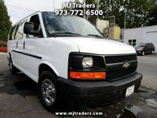 2006 Chevrolet Express Passenger for sale at M J Traders Ltd. in Garfield NJ