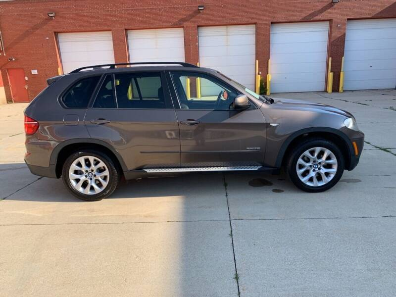 2012 BMW X5 for sale at First Rate Motors in Milwaukee WI