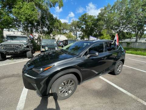 2018 Lexus NX 300 for sale at Bay City Autosales in Tampa FL