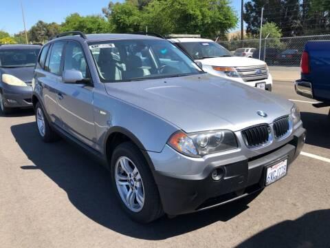 2005 BMW X3 for sale at Auto Bike Sales in Reno NV