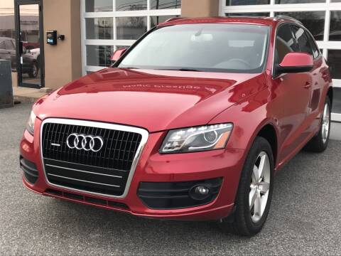 2010 Audi Q5 for sale at MAGIC AUTO SALES in Little Ferry NJ